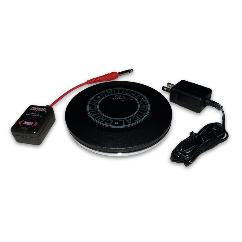 Wireless Foot Pedal / Universal Receiver Combo