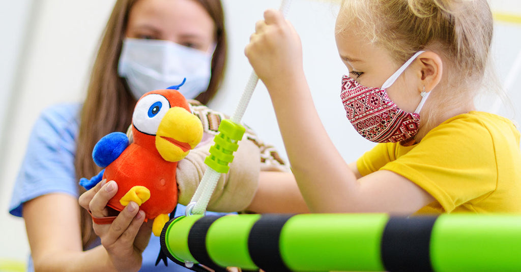 How to promote child development during a pandemic