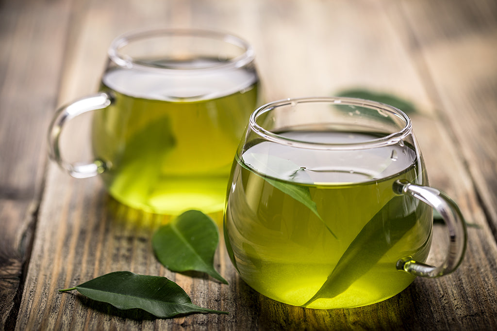 Green Tea May Prevent Alzheimer's and Heart Attacks