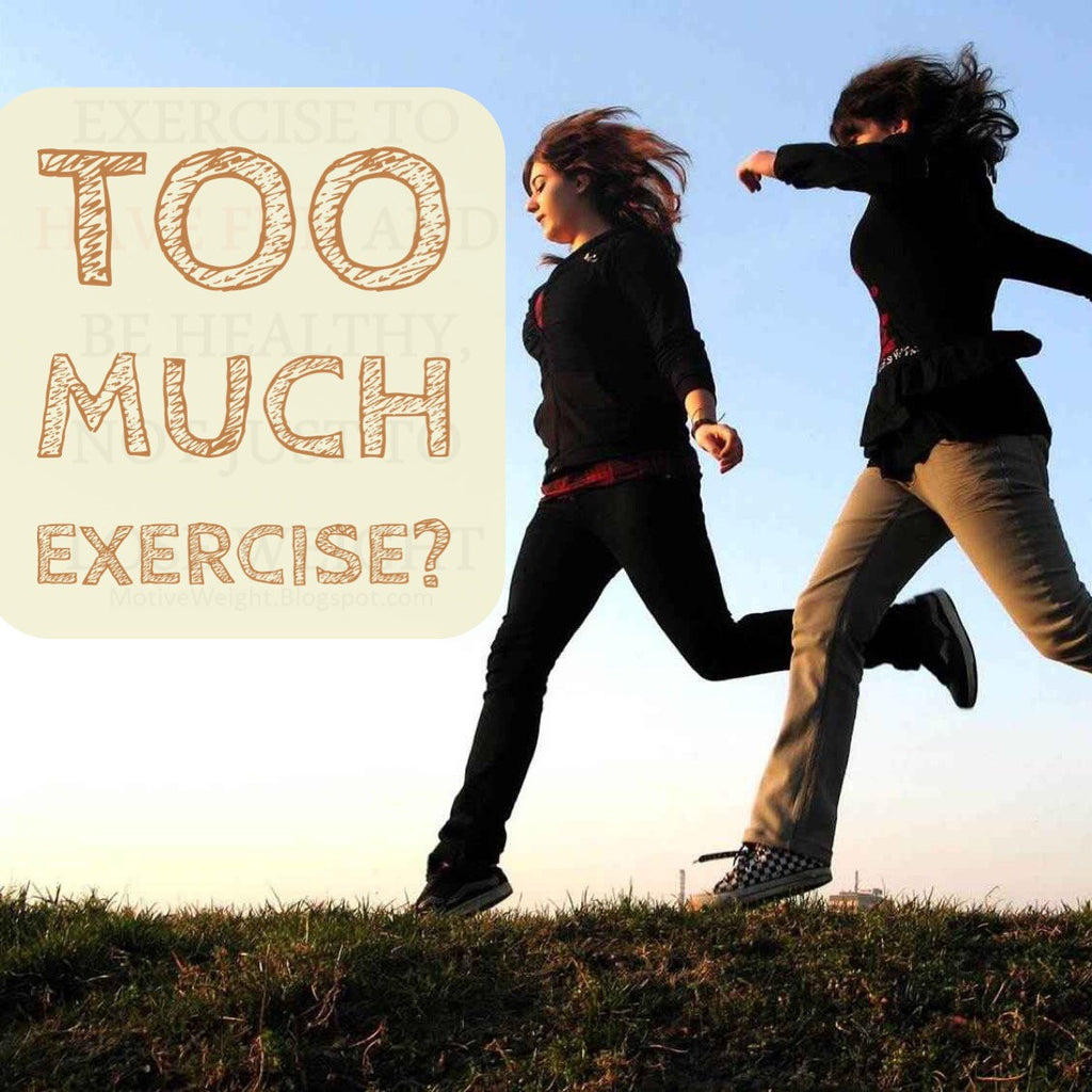 Too Much Exercise Can Shut Down Your Immune System