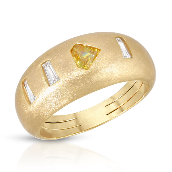 Goldie Ring in Citrine