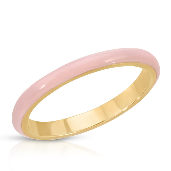 No Bad Days Ring in Pink
