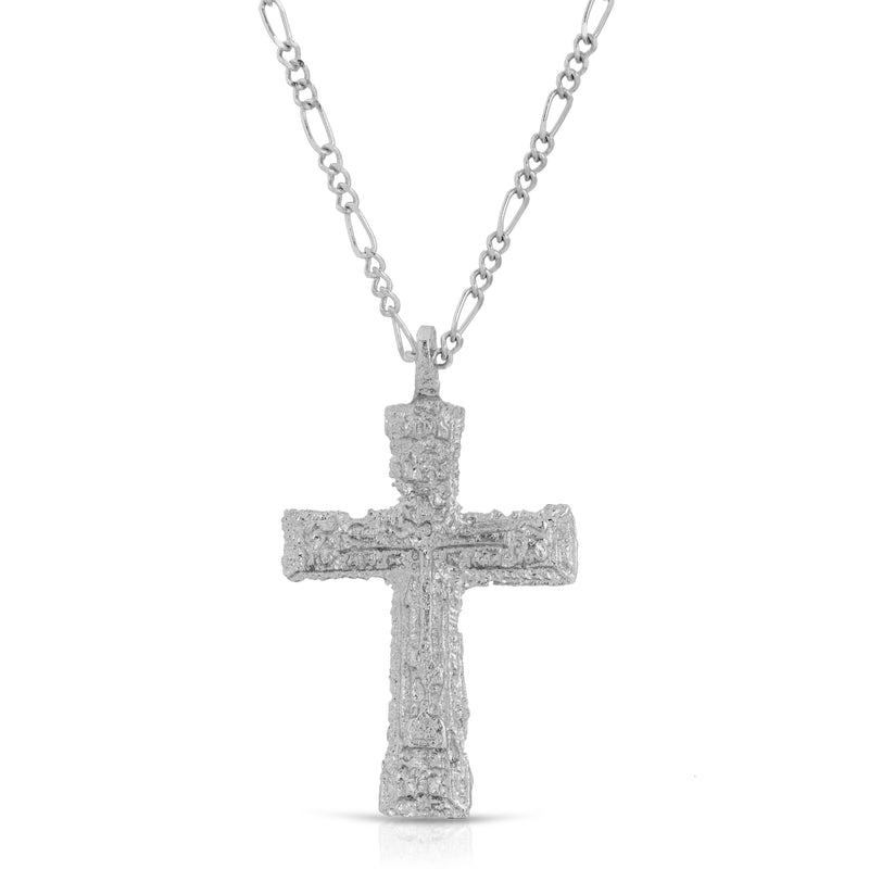 PREORDER: Antiquity Cross Necklace