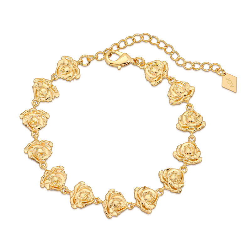 The Gigi Y Necklace - Gold