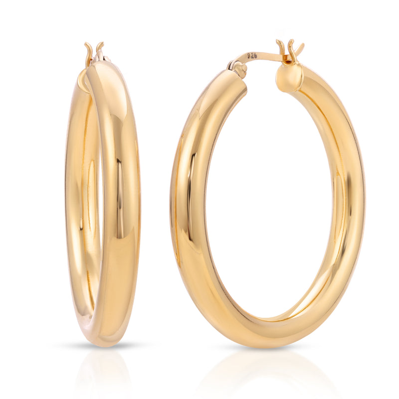 The Gigi Hoop - Gold