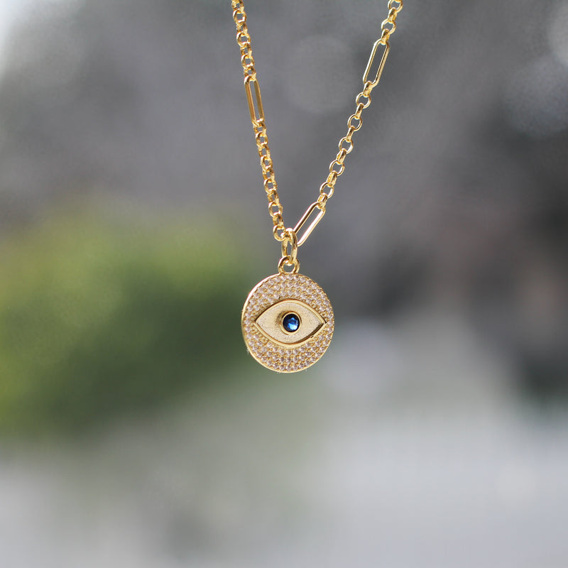 Twilight Gaze Necklace