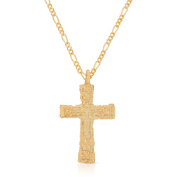 Antiquity Cross Necklace