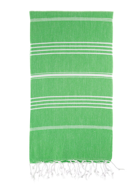 Apple Green Classic Hamam Towel