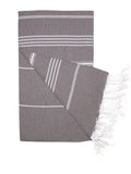 Coffee and Cream Classic Hamam Towel
