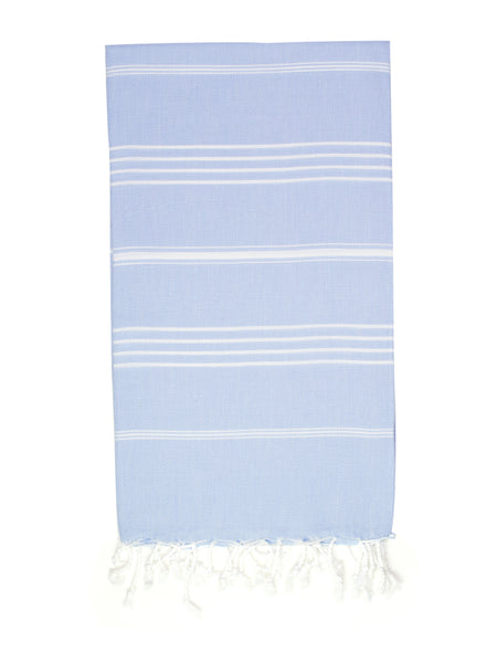 Duck Egg Blue Classic Hamam Towel