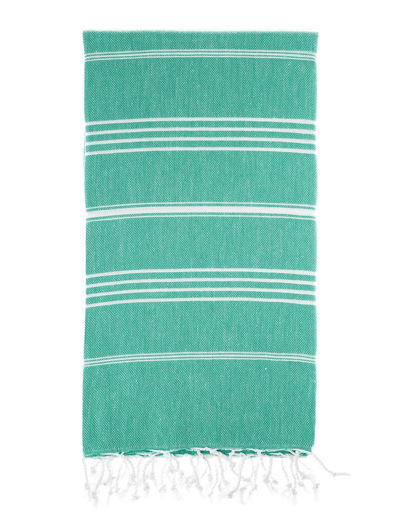 Sea Green Classic Hamam Towel