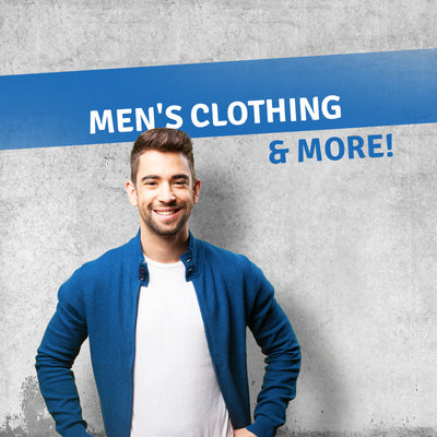 Men's Clothing & More!