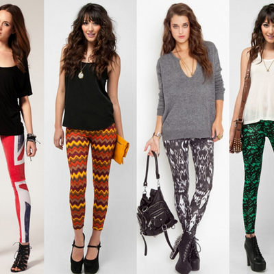 Sport & Fashion leggings