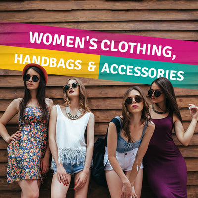 Women's Clothing, Handbags & Accessories