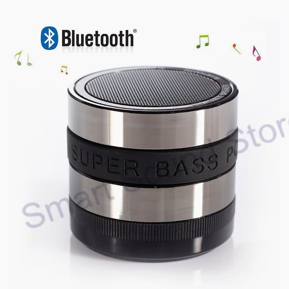 Best Selling Gift Super Bass Hifi Stereo Wireless Bluetooth Speaker - All In One Place With Us