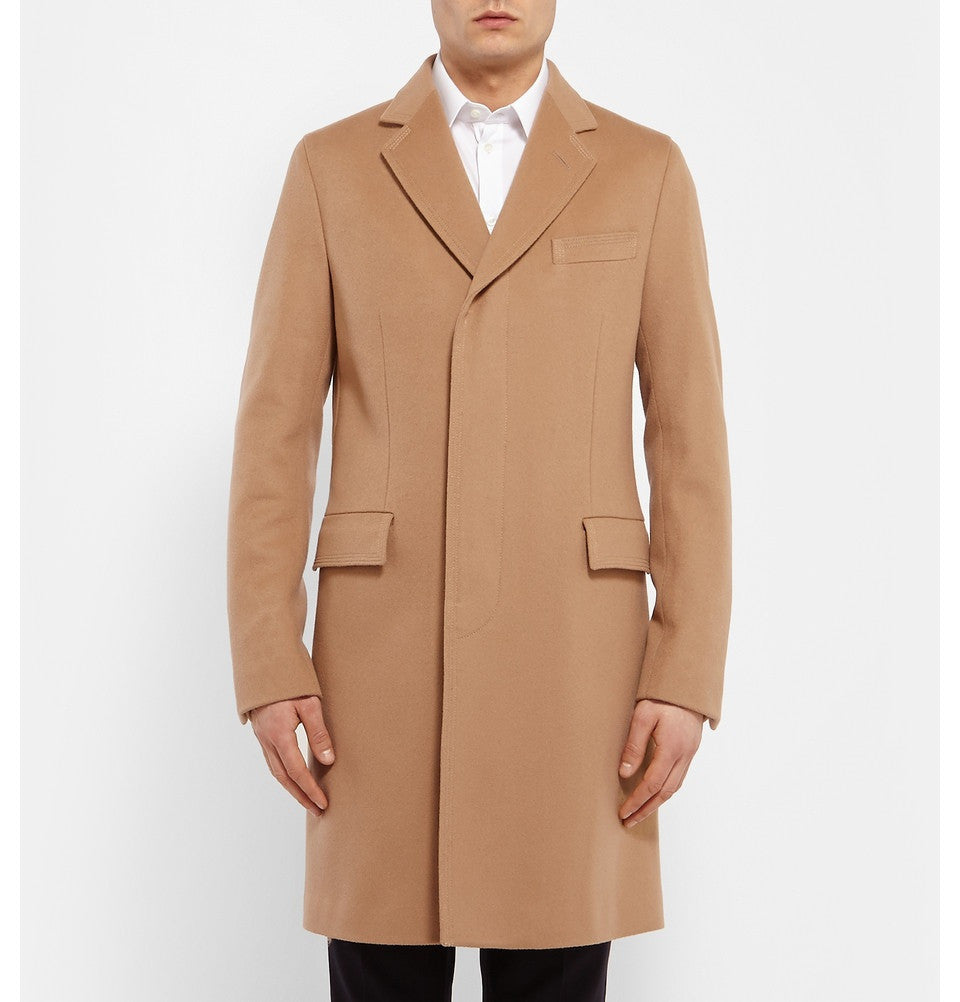Business Woolen Coat - All In One Place With Us - 3