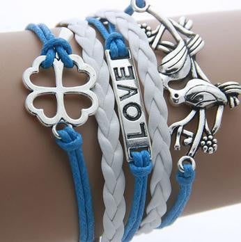 Fashion Multilayer Bracelet - All In One Place With Us - 7