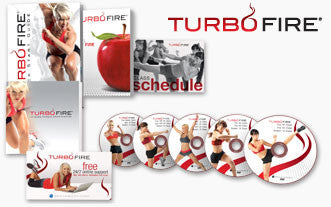TurboFire Workout Program DVDs Home Workout - All In One Place With Us