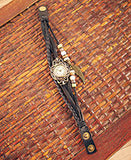 Leather Charm Bracelet Watches - All In One Place With Us - 1