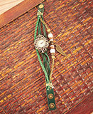 Leather Charm Bracelet Watches - All In One Place With Us - 3