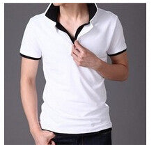 Double Collar Elegant Shirt - All In One Place With Us - 4