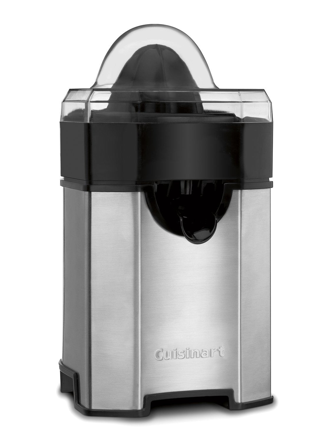 Cuisinart CCJ-500 Pulp Control Citrus Juicer, Brushed Stainless - All In One Place With Us - 7
