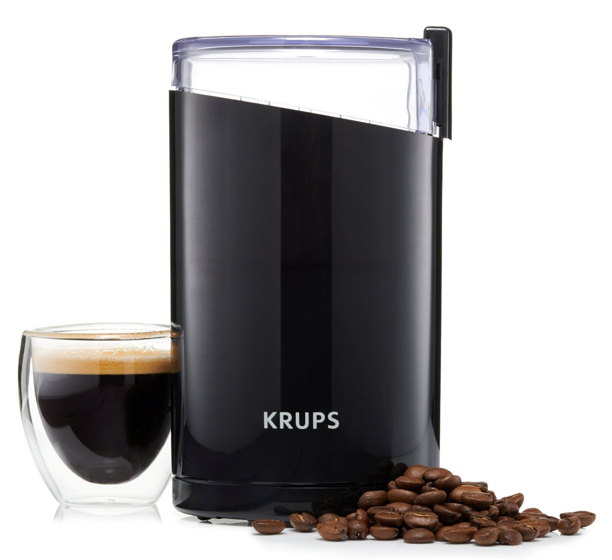 Electric Spice and Coffee Grinder with Stainless Steel Blades, 3-Ounce, Black - All In One Place With Us - 4