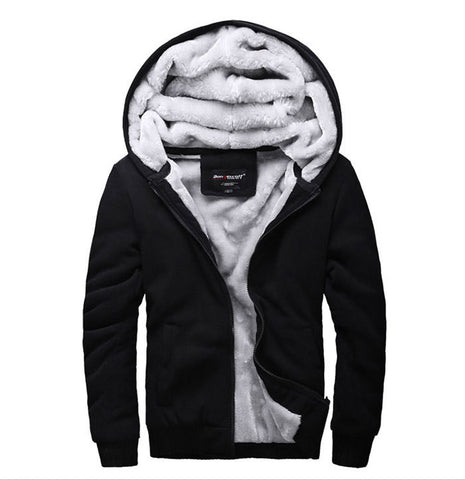 Hot Sale: Warm A/W Men Hoodie - All In One Place With Us - 2