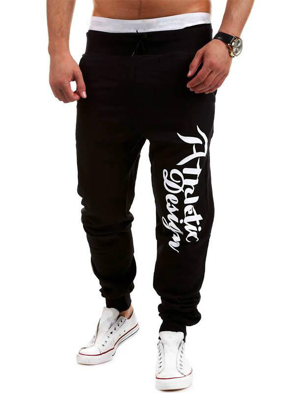 Men's Fashion Sport Joggers Pants - All In One Place With Us - 2