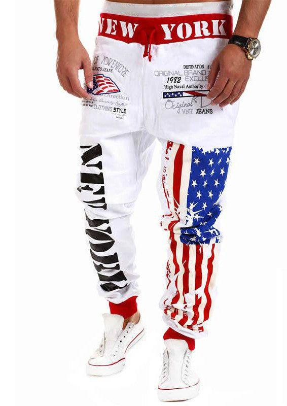 Men's Fashion Sport Joggers Pants - All In One Place With Us - 9