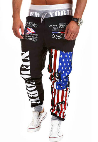 Men's Fashion Sport Joggers Pants - All In One Place With Us - 5