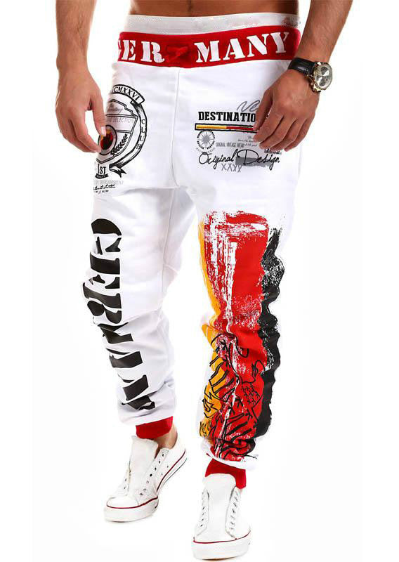 Men's Fashion Sport Joggers Pants - All In One Place With Us - 8