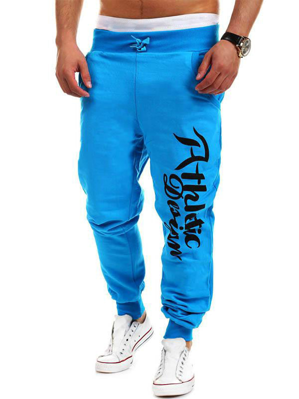 Men's Fashion Sport Joggers Pants - All In One Place With Us - 18