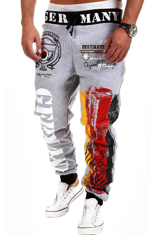 Men's Fashion Sport Joggers Pants - All In One Place With Us - 15
