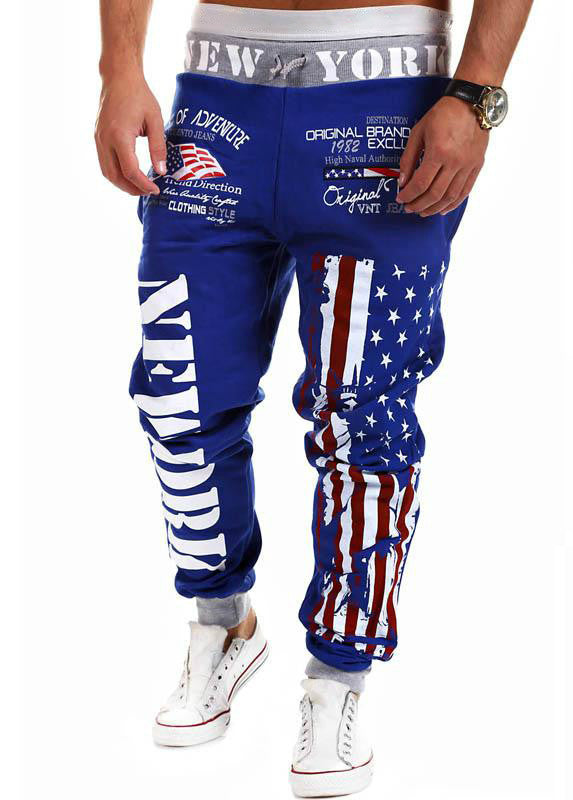 Men's Fashion Sport Joggers Pants - All In One Place With Us - 17