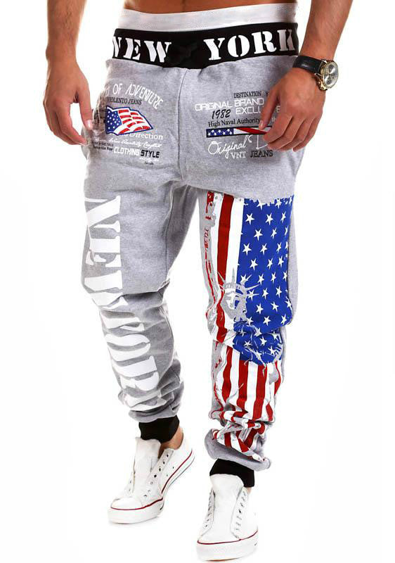 Men's Fashion Sport Joggers Pants - All In One Place With Us - 13
