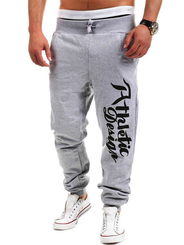 Men's Fashion Sport Joggers Pants - All In One Place With Us - 7