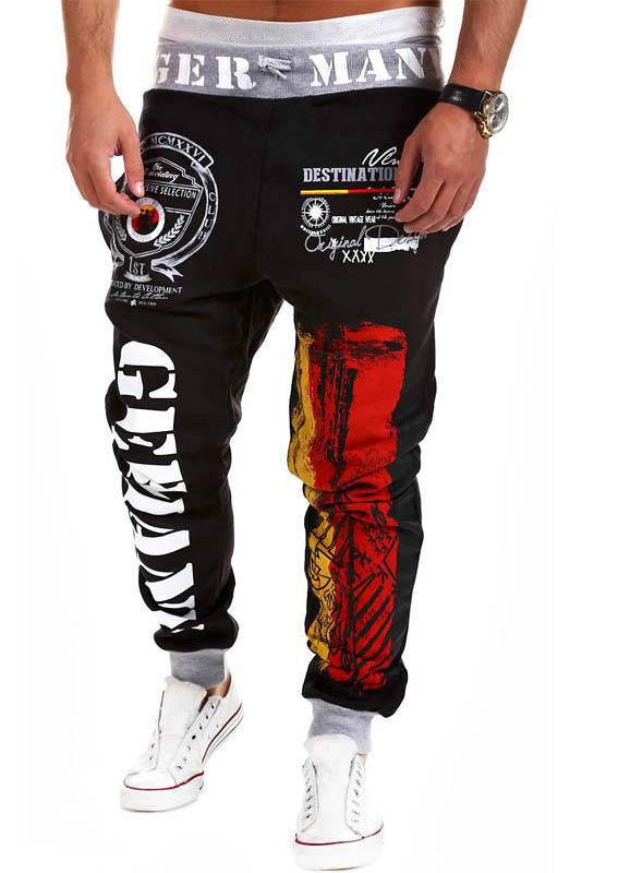 Men's Fashion Sport Joggers Pants - All In One Place With Us - 4