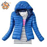 Fashion Casual Windbreaker Winter Women's Jacket - All In One Place With Us - 3