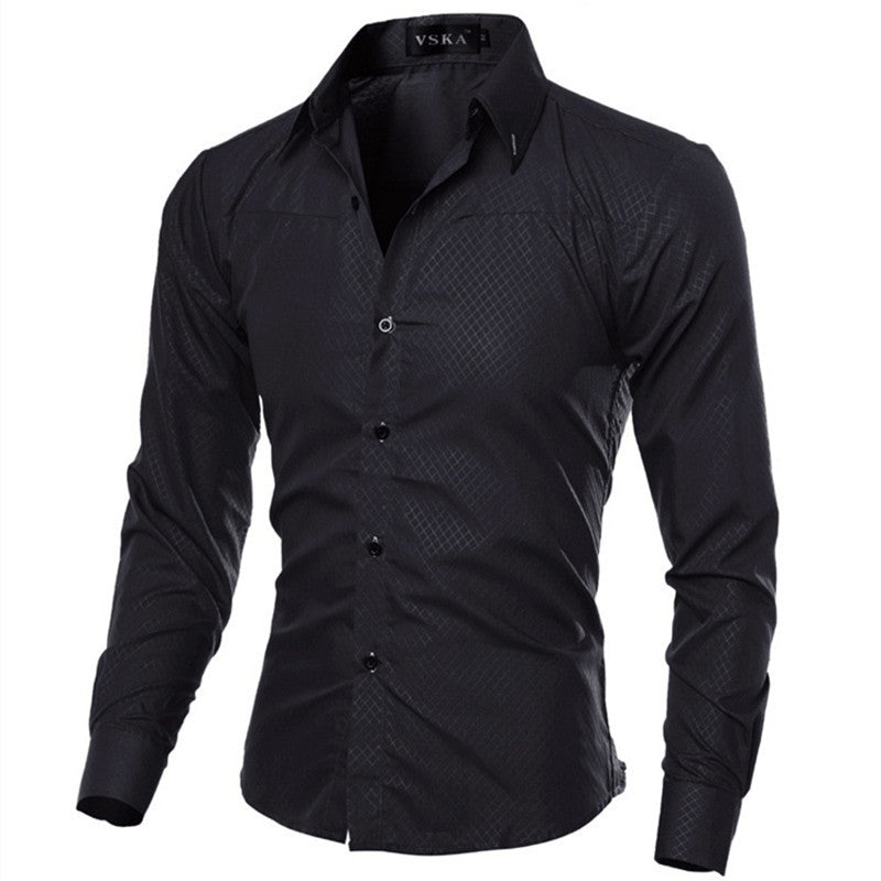 Fancy Exclusive Men Shirt - All In One Place With Us - 2