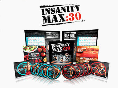 INSANITY MAX:30 - All In One Place With Us