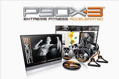 P90X 3 Tony Horton Home Workout - All In One Place With Us