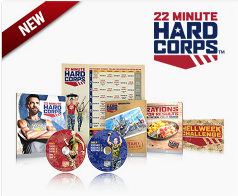 22 MINUTE HARD CORPS Tony Horton Home Workout Lose Weight Fast - All In One Place With Us