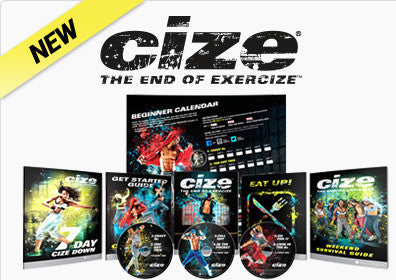 CIZE Dance Workout Program - All In One Place With Us