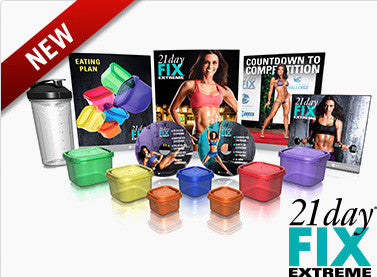 21 Day Fix EXTREME Workout Program - All In One Place With Us