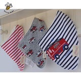 3Pcs/ Cotton Baby Bibs Boys Girls - FREE Shipping!! 50% Off - All In One Place With Us - 17