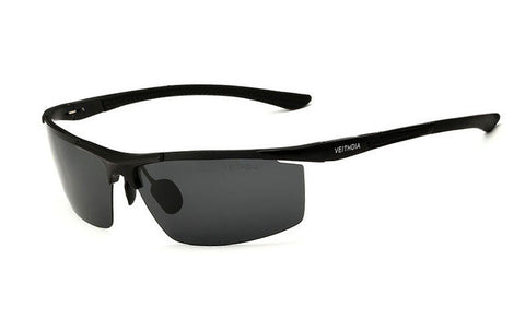 Polarized Aluminum Magnesium Men's Sunglasses