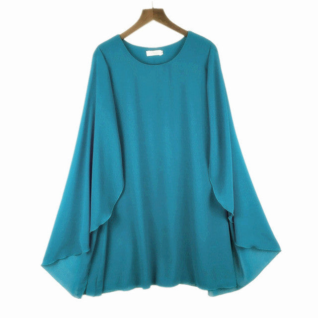 Women Chiffon Casual Cute Dress