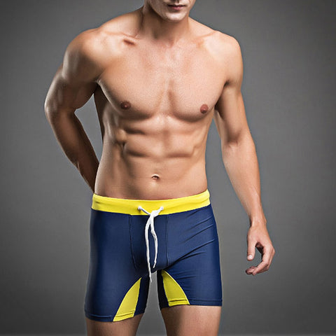 Men Shorts Underpants Brand Gym Swimwear