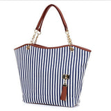 Women Messenger Tote Bag Famous Brand - All In One Place With Us - 1